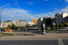 Sishane Beyoglu, Istanbuł zdjęcia royalty free