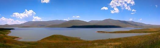 Sisian Lake. This lake is situated near Sisian city in Armenia Stock Photo