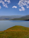 Sisian Lake. This lake is situated near Sisian city in Armenia Stock Images