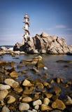 Sisiman-Leuchtturm Stockbilder