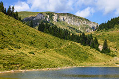 Sisko lake in Montenegro Stock Photos