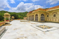 Sisodia Rani Palace And Garden Jaipur Royalty Free Stock Photos