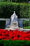 Sissi statua Wien Zdjęcia Royalty Free