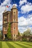 Sissinghurst城堡,肯特,英国,大英国 免版税库存照片