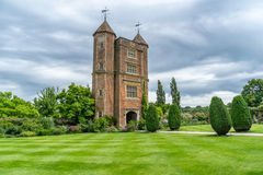 Sissinghurst gardens in the county of Kent in England Royalty Free Stock Image