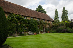 Sissinghurst Manor South Wing Royalty Free Stock Image