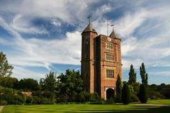 Sissinghurst Tower royalty free stock image