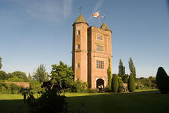 Sissinghurst Tower Stock Photo