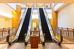 Sista utgång från helvetet av shopping Royaltyfri Bild