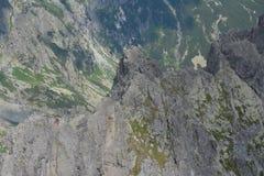 Sistani góry Zdjęcia Stock