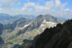 Sistani góry Zdjęcia Royalty Free