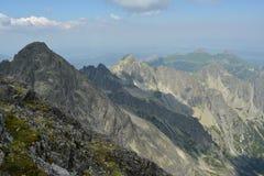 Sistani góry Fotografia Stock