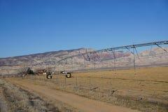sistem di irrigazione Fotografia Stock Libera da Diritti