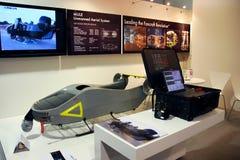 Sistema aereo senza equipaggio del MULO Immagine Stock