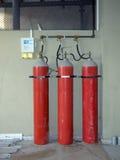 Sistema antincendio Fotografia Stock Libera da Diritti