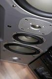 Sistema audio Fotografía de archivo