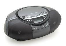 Sistema audio CD Fotografía de archivo