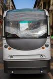Sistema automático del transporte por carretera - vehículo Driverless Fotografía de archivo