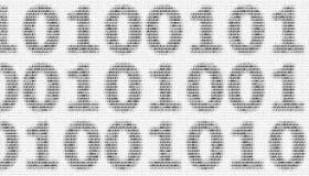 Sistema binario Fotos de archivo libres de regalías