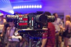 sistema da câmera da realidade 360-Degree virtual Fotos de Stock
