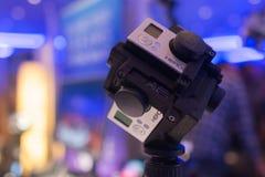 Sistema da câmera de uma realidade virtual de 360 graus Fotos de Stock Royalty Free