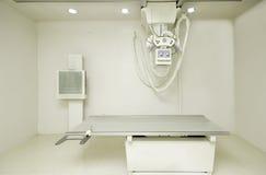Sistema da máquina de raio X no hospital Imagem de Stock