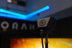 Sistema da Multi-câmera 360 VR Fotos de Stock Royalty Free