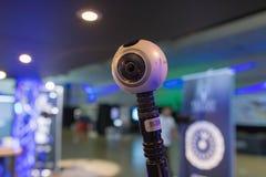 Sistema da Multi-câmera 360 VR Foto de Stock Royalty Free