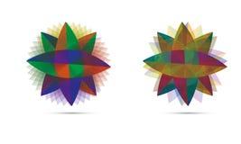 Sistema de Abstract Sphere Logo Rounded Globle Circular Logo Template Modern Company Logo Symbol Vector Foto de archivo