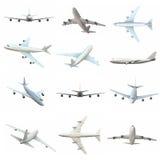 Aeroplanos Imagen de archivo libre de regalías