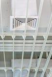 Sistema de aire acondicionado Imagen de archivo libre de regalías