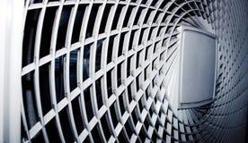 Sistema de aire acondicionado fotografía de archivo