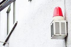 Sistema de alarma imagen de archivo libre de regalías