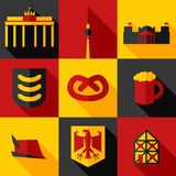 Sistema de Alemania Fotos de archivo