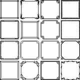Sistema de bastidores Foto de archivo libre de regalías