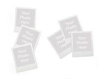 Sistema de bastidores momentáneos de la foto Fotos de archivo libres de regalías