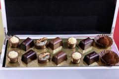 sistema de caramelos de la boda Imagen de archivo libre de regalías