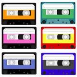 Sistema de Cassete Imagen de archivo libre de regalías