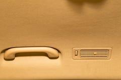 Sistema de condicionamento de ar do carro Imagens de Stock Royalty Free