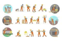 Sistema de constructores libre illustration