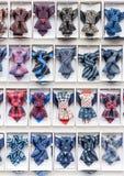 Sistema de corbatas de lazo creativas y elegantes de los hombres imagen de archivo libre de regalías