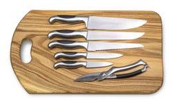 Sistema de cuchillos a bordo Imagenes de archivo