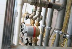 Sistema de distribuição da água Imagem de Stock Royalty Free