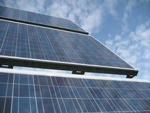 Sistema de energia solar III Imagem de Stock
