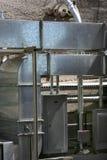 Sistema de enfriamiento Imagen de archivo libre de regalías