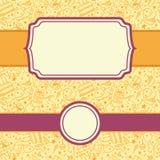 Sistema de fondo inconsútil del modelo del garabato del cumpleaños Imágenes de archivo libres de regalías