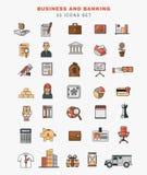 Sistema de iconos del vector y elementos del desarrollo de aplicaciones libre illustration