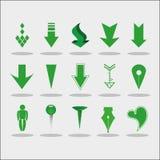 Sistema de indicadores Imágenes de archivo libres de regalías