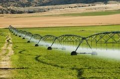 Sistema de irrigação Fotografia de Stock