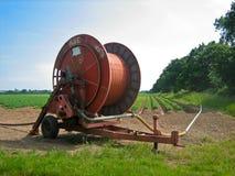Sistema de irrigación imagen de archivo libre de regalías